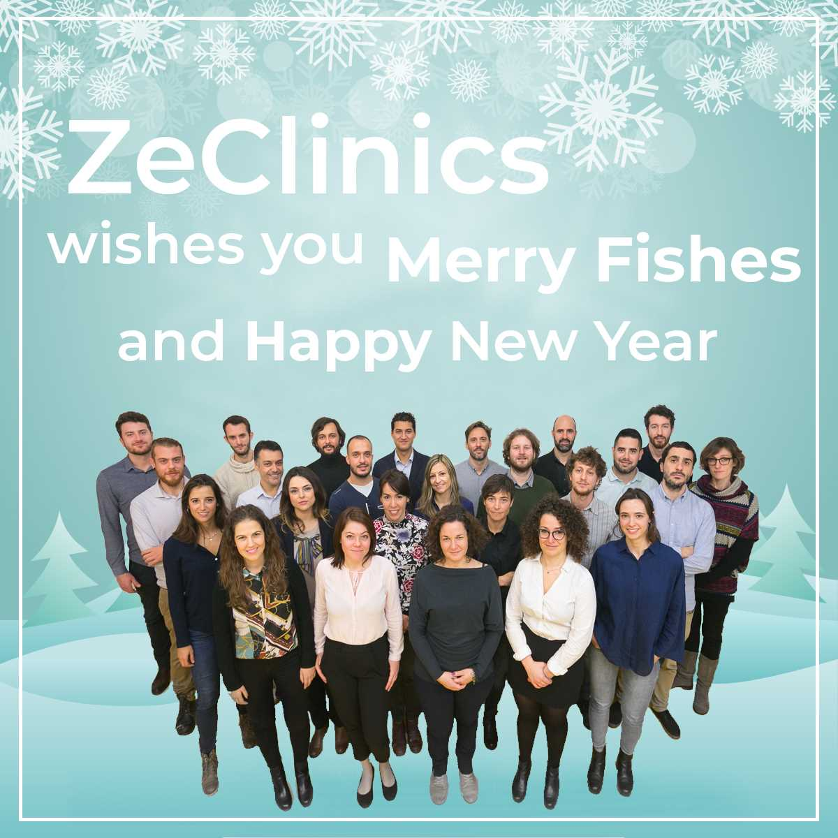 ZeClinics Christmas