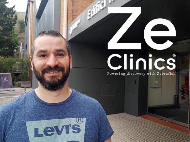 Victor Ordoñez ZeClinics